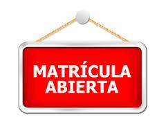 Matrícula abierta árabe Bilbao